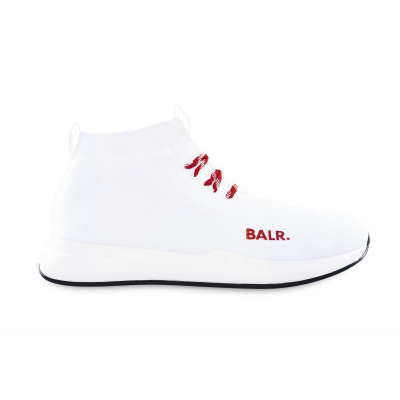 (BALR.)RED EE Premium Sock Sneakers V2 wit