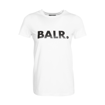 Brand T-shirt Women White