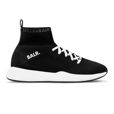 EE Premium Sock Sneakers V3 Black/White