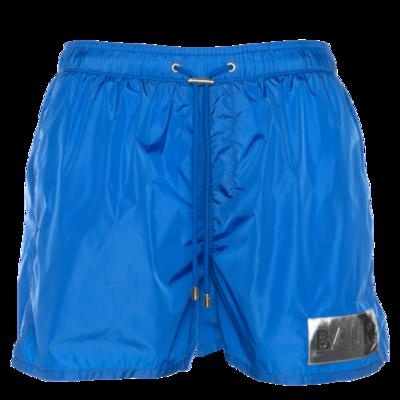Silver Club Swim Shorts Kobaltblau