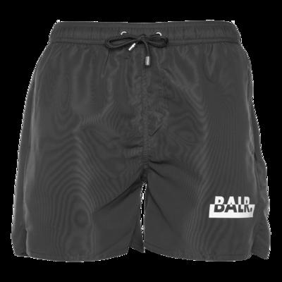 Brand Club Swim Shorts Black
