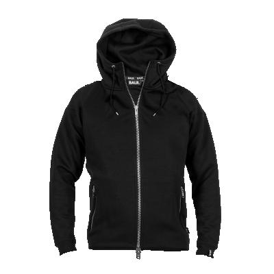 Q-Series Zipped Hoodie
