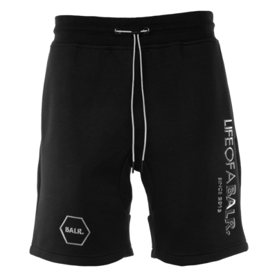 CC BALR. Sweat Shorts Schwarz