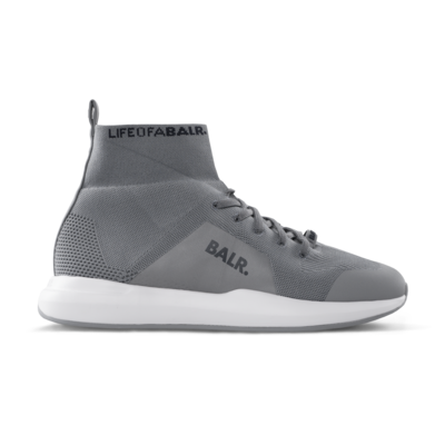 EE Premium Sock Sneakers V4 Reflective Grey