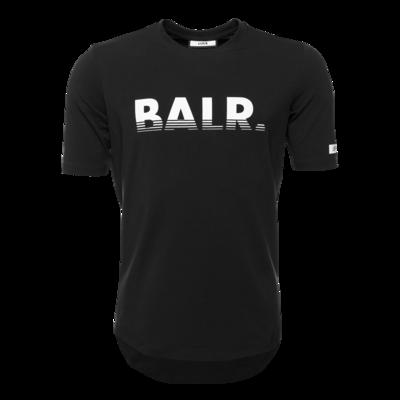 Fading Brand T-Shirt Zwart