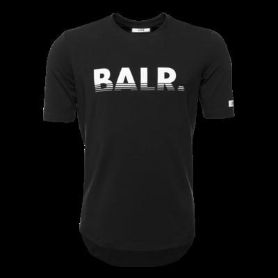 Fading Brand T-Shirt Schwarz