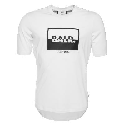 Contrasting Logo T-Shirt White