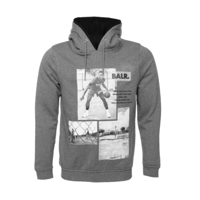 Court Dreams Hoodie Grey