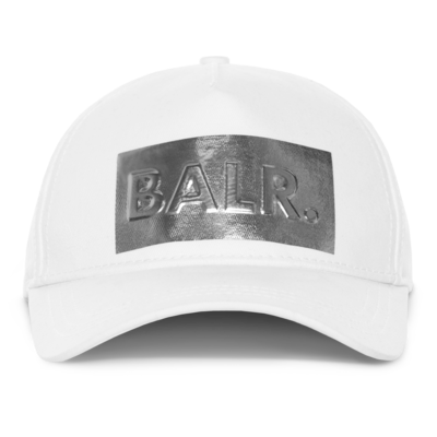 Silver Club Cap Wit
