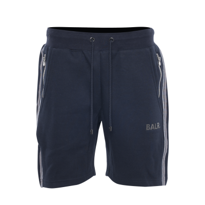 Q-Series Striped Shorts Navy