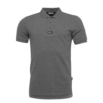 BALR. Polo Shirt Grey