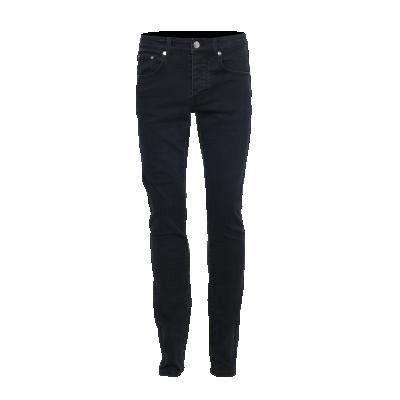 Zwarte Denim Jeans