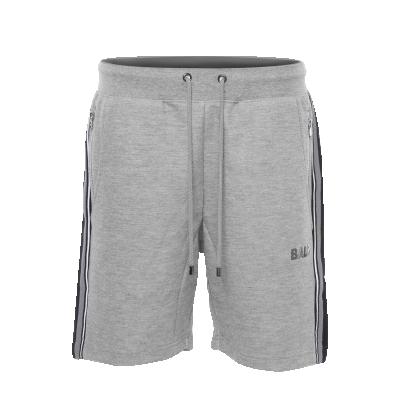 Q-Series Striped Shorts Grey