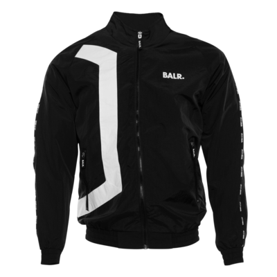 Hexagon Track Jacket Zwart