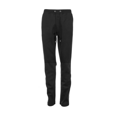 Repeat Tape Sweatpants Black