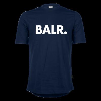 Brand T-Shirt Navy