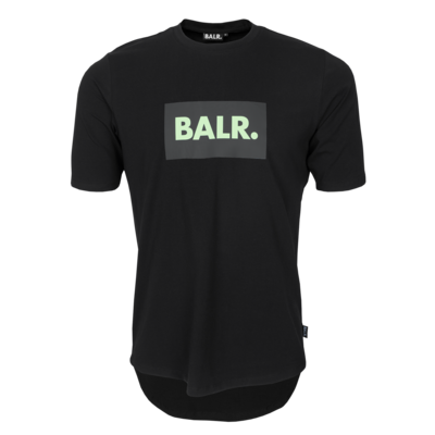 BALR. no logo athletic t-shirt Black