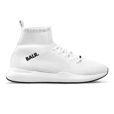 EE Premium Sock Sneakers V3 White