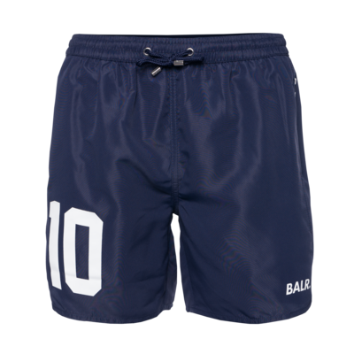 BALR. 10 Swim Shorts Marineblauw
