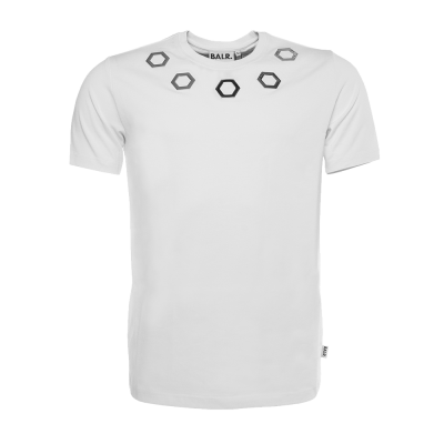 Black Label - Hexagon T-Shirt White