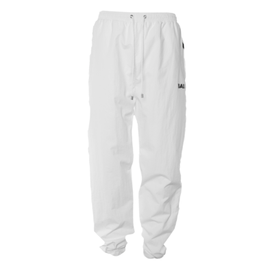 Hexagon Track Pants White