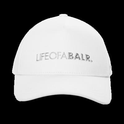 CC BALR. Cap Weiß