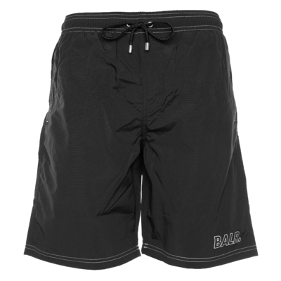 BALR. City Shorts Black