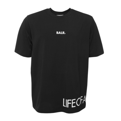 LOAB T-Shirt Black