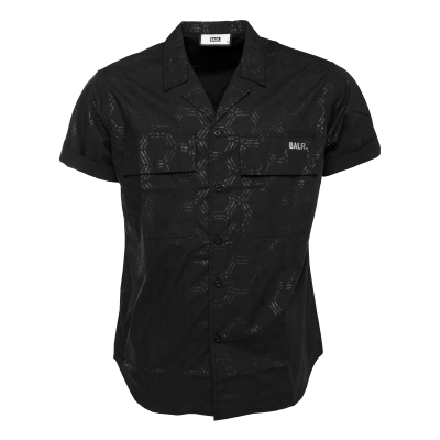 LOAB Hexagon Short Sleeve Shirt