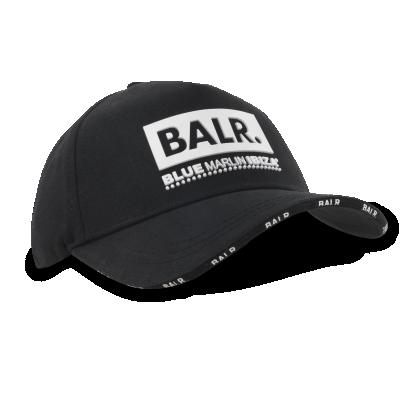 x BMI Cap Black BALR. vFo62dh2