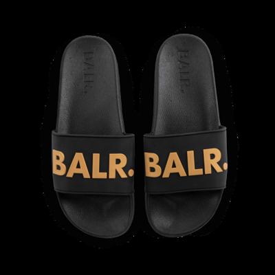 BALR. Slider Zwart/Goud