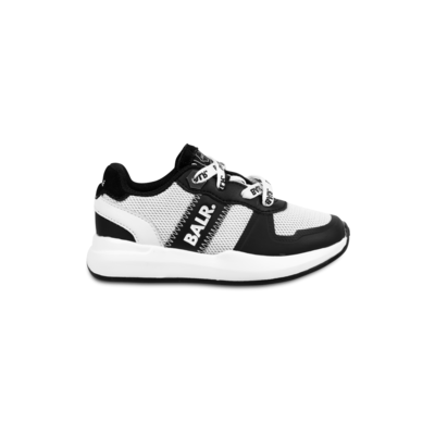 Solid Street Sneakers Kids White
