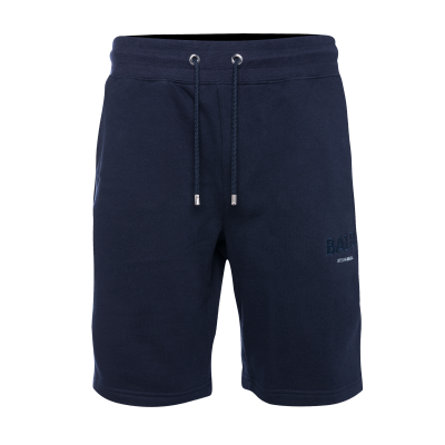 Embroidered LOAB Shorts Marineblauw