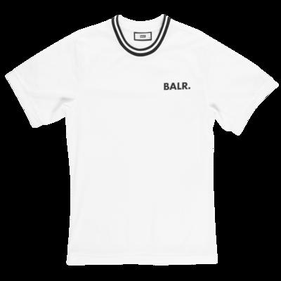 BALR. Mesh Loose T-shirt wit