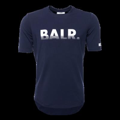 Fading Brand T-Shirt Navy