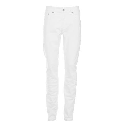 Denim Jeans Wit