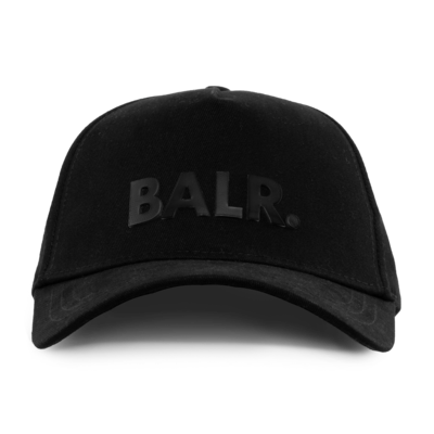 BALR. Lounge Cap Black