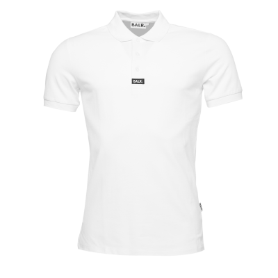 BALR. Polo Shirt White