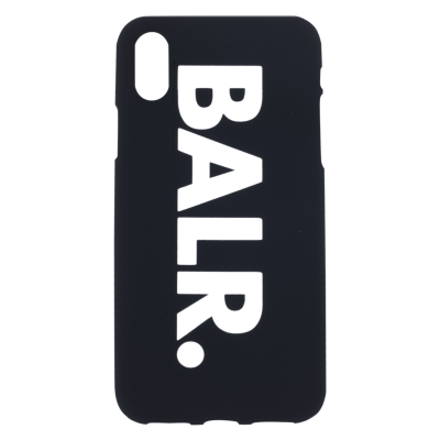 BALR. Silicone iPhone XS Max Case