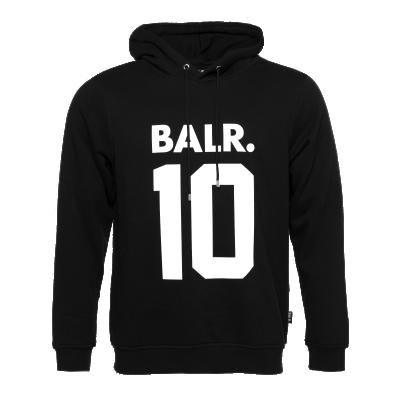 BALR. 10 Hoodie Zwart