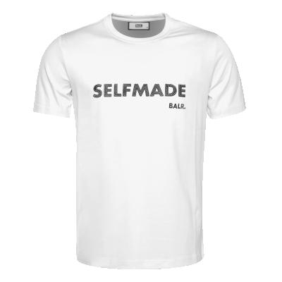 Black Label - Selfmade T-Shirt White