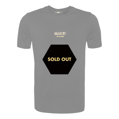 BALR. x Mason Garments Black Label T-Shirt Black