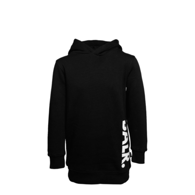 Vertical Brand Oversized Hoodie Girls Black