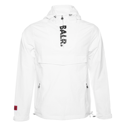 BALR. Pocket Anorak Wit