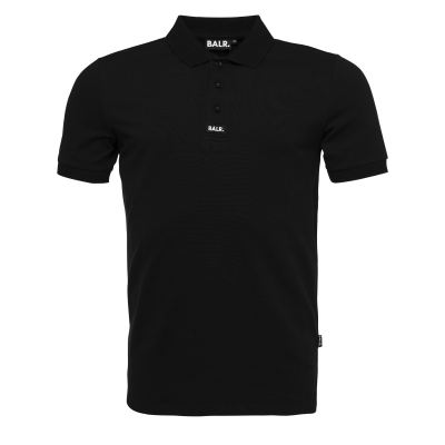BALR. Polo Shirt Black