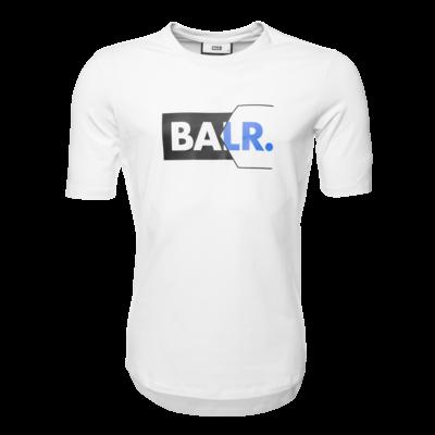 Club Logo Fusion T-Shirt Weiß