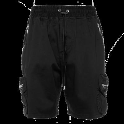 BALR. cargo twill shorts Black