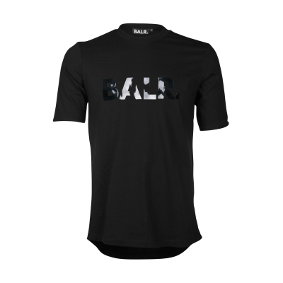 Brand T-Shirt Black on Black