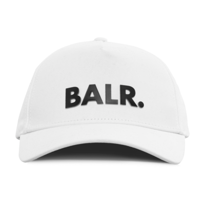 BALR. Lounge Cap Wit