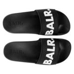 BALR. Slider Black/White